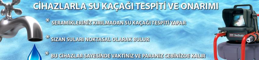 Fatih Su Kaçağı